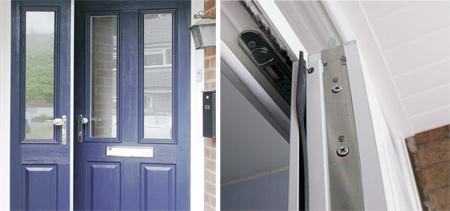 Composite timber doors double doors for Inward opening french doors