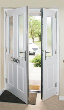 Composite Timber Doors.. » Double Doors