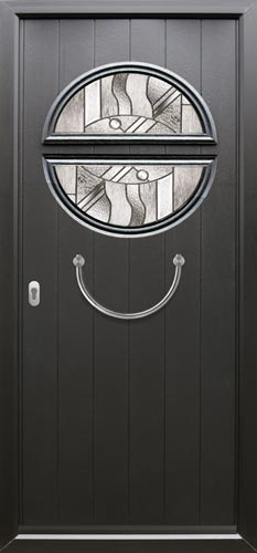 Composite Timber Doors 187 Italia Collection