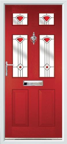 Composite Timber Doors 187 Tenby