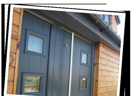 Composite Timber Doors